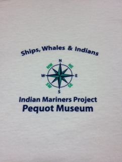 Indian Mariners Project shirt logo
