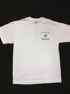 Indian Mariners Project shirt
