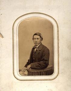Mohegan Jacob Fowler (image courtesy of the Mohegan Tribe)