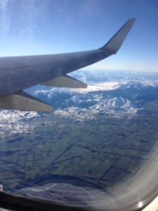 New Zealand from the air