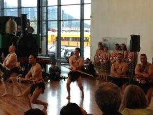 Toitu - Maori haka