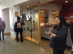 Barrow - Inupiat Heritage Center - Diane Martin