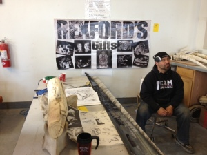 Barrow - Inupiat Heritage Center - Vernon Rexford